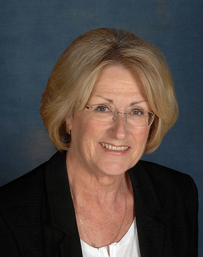 photo of Councillor Brenda Smith