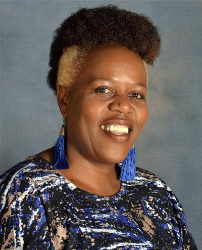photo of Councillor Maureen Mwagale