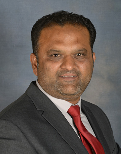 photo of Councillor Shahzad Malik