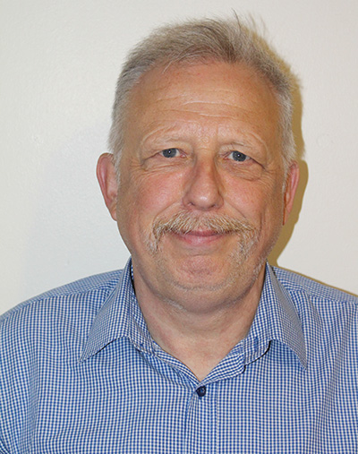 photo of Councillor Ian Irvine
